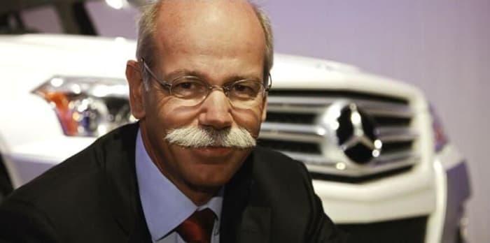 A Mercedes vezérigazgatójának jóslatai | ClimeNews - Hírportál