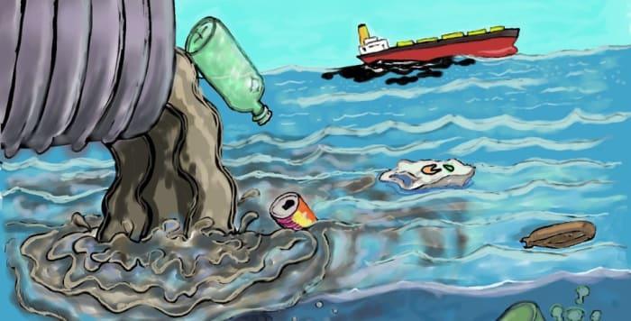 Hamis biztonságérzetet ad az óceáni szemét begyűjtése   ClimeNews - Hírportál