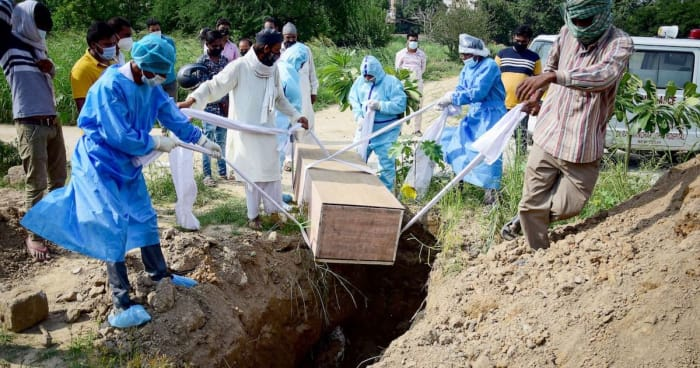 Pandémiák: A túlnépesedés elkerülhetetlen következménye   ClimeNews