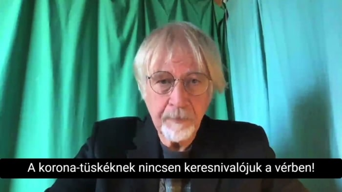 Dr. Wolfgang Wodarg beszél a kockázatról | ClimeNews