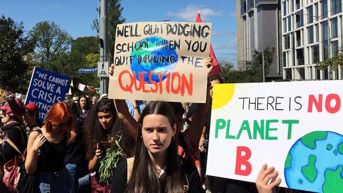 Óriási klímatüntetés lesz pénteken Magyarországon | ClimeNews - Hírportál