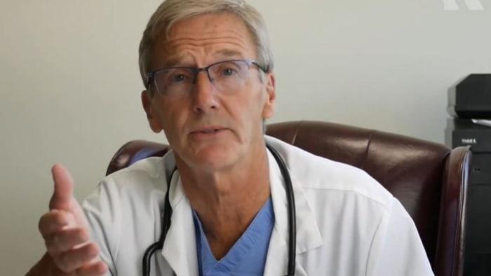 Dr. Scott Jensen pszichológus és politikus   ClimeNews