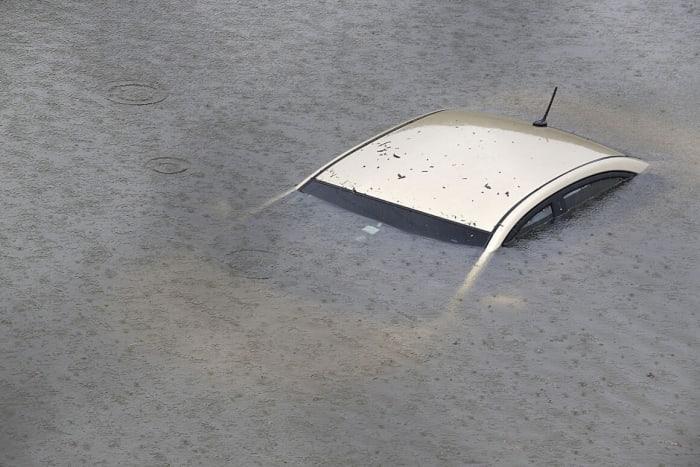 Fotó: THOMAS B. SHEA/AFP   Harvey után nehezebb lesz kételkedni a klímaváltozásban - ClimeNews