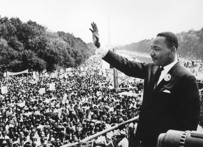 Martin Luther King -Washington   ClimeNews - Hírportál