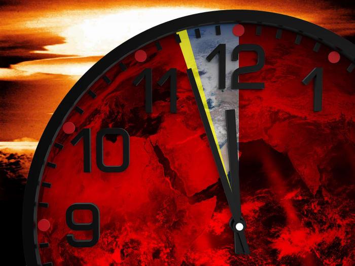 Armageddon-illat lebeg | ClimeNews - Hírportál