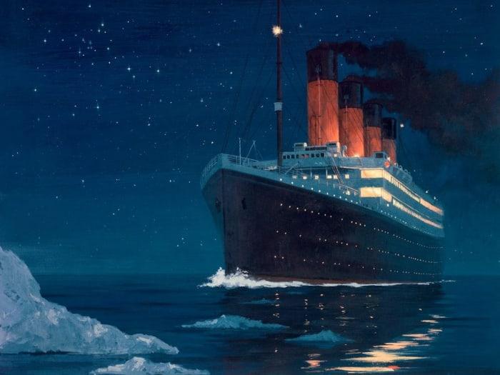 A Titanik tanúsága | ClimeNews - Hírportál
