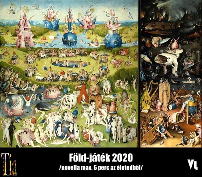 Varga Lóránt - Föld-játék 2020   ClimeNews - Hírportál