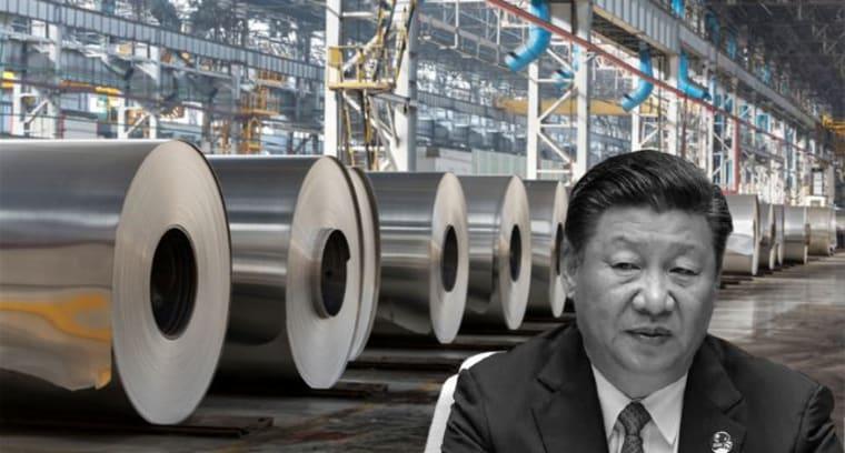 Kína bezárja az alumínium-, a textil- és még sok más iparágát