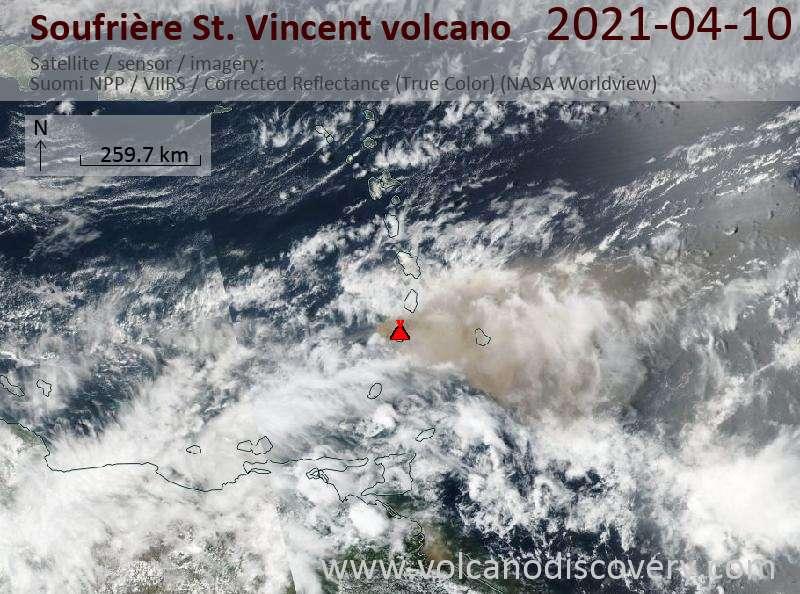 A 21. század egyik legsúlyosabb vulkánkitörése zajlik   ClimeNews