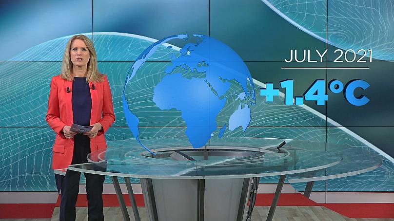 Az idei volt a harmadik legforróbb július   ClimeNews