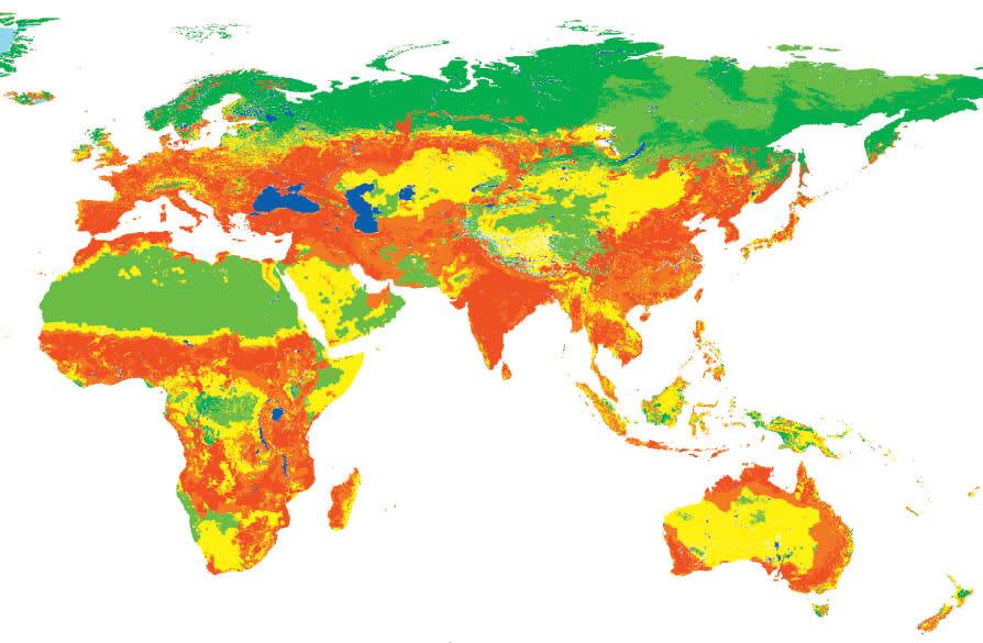 Legújabb adatok a Föld egészségéről   ClimeNews - Hírportál