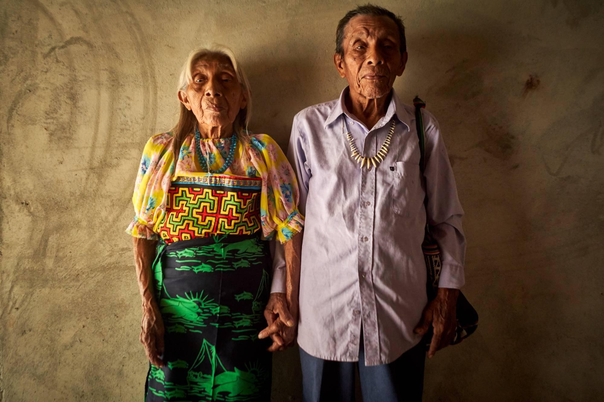 Miguelina y Manuel