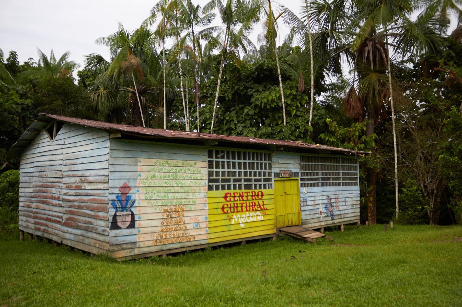 Casa Cultural Metare