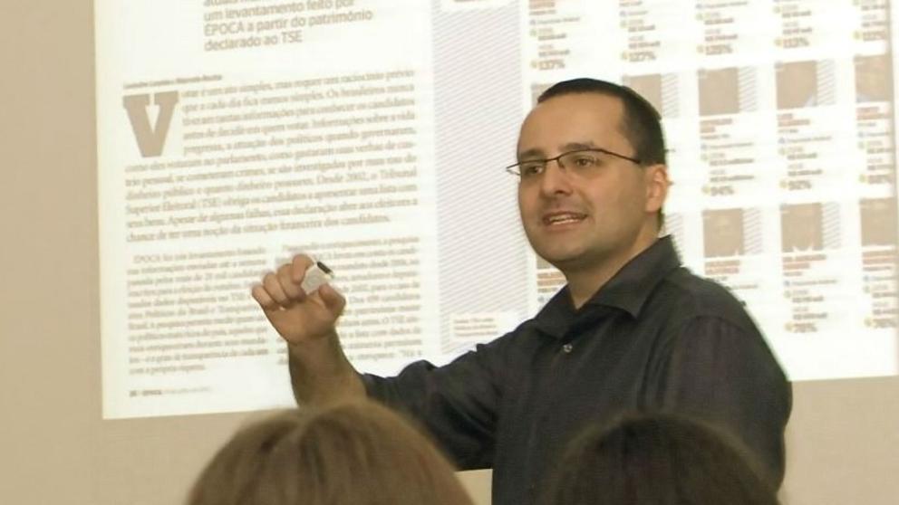 Alberto Cairo, el maestro de la infografía