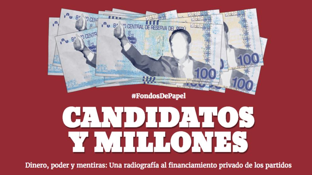 Ojo público nos muestra los candidatos y sus millones