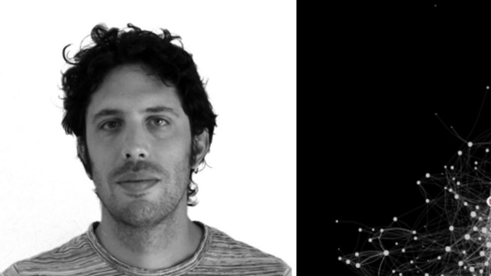 Santiago Ortiz, combinando patrones matemáticos y artísticos