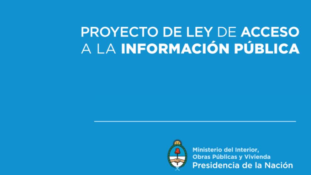 """Argentina se acerca a la transparencia: Macri envió un proyecto de ley de """"acceso a la información"""" al Congreso"""