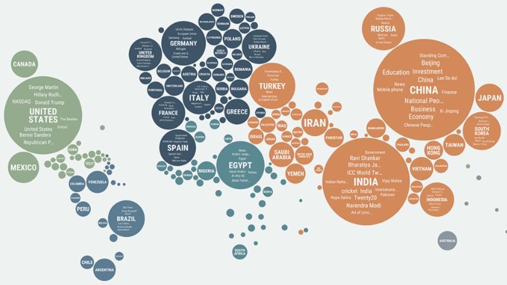 Unfiltered.News, la aplicación que permite entender en tiempo real qué pasa en el mundo