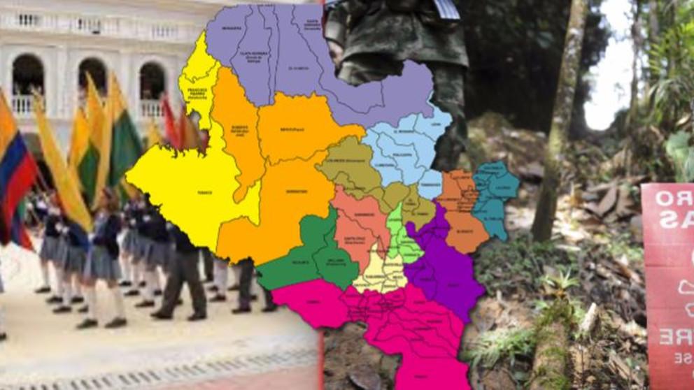 ¿Qué tienen que ver las minas antipersonal con las instituciones educativas de Nariño?