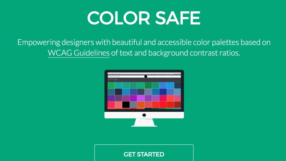 ColorSafe te ayudará a elegir colores y fuentes para tus posts