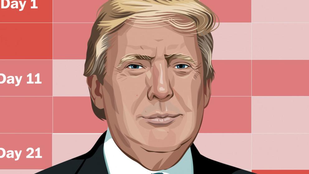 #MustRead: Fact-cheking Trump's first 100 days