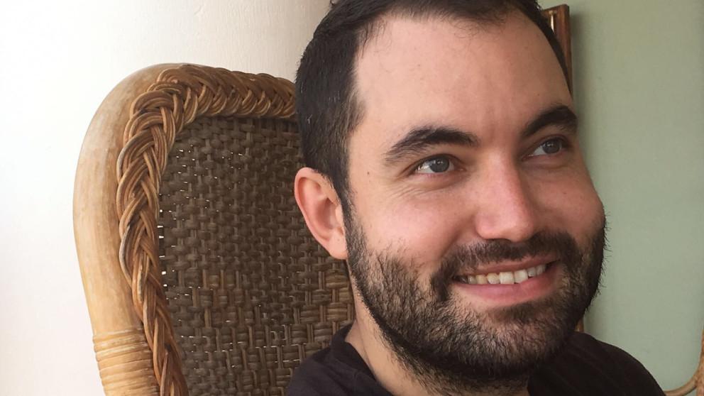 Tres minutos con  el periodista de datos Jacopo Ottaviani