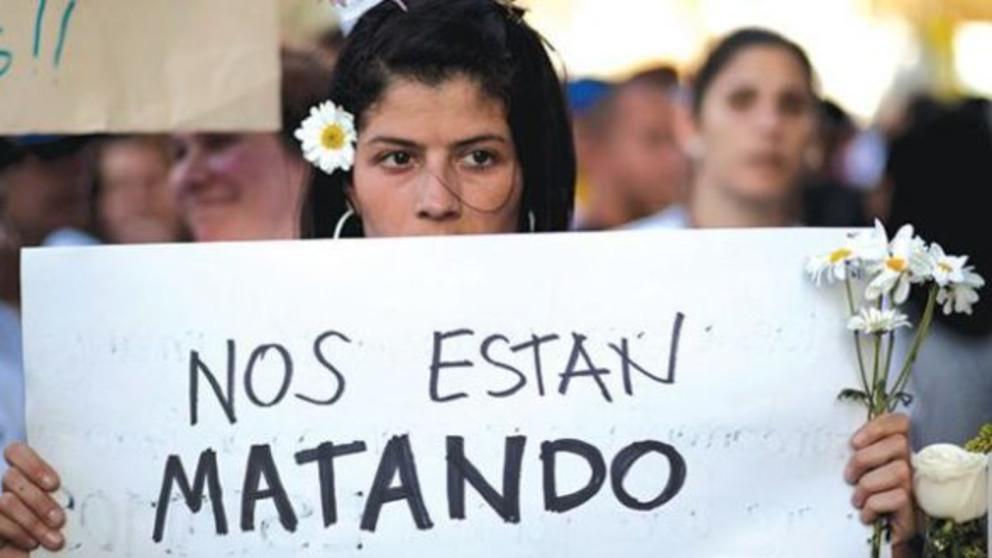 #NosEstánMatando: Casi 1000 mujeres asesinadas en 2016