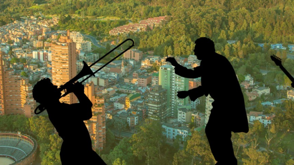 Mapa musical de Bogotá