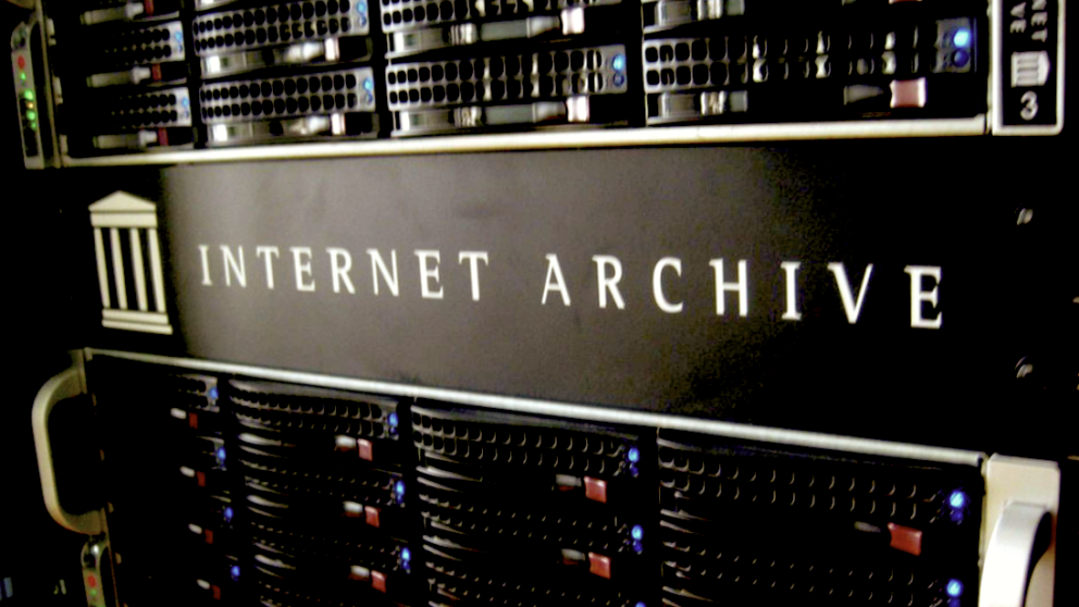 Why every journalist should use The Archive's Wayback Machine