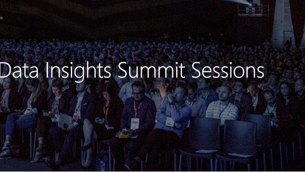 No te pierdas lo mejor de la Conferencia de Microsoft sobre datos e innovación