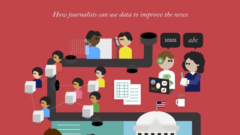 Un nuevo manual de periodismo de datos será lanzado en el 2018