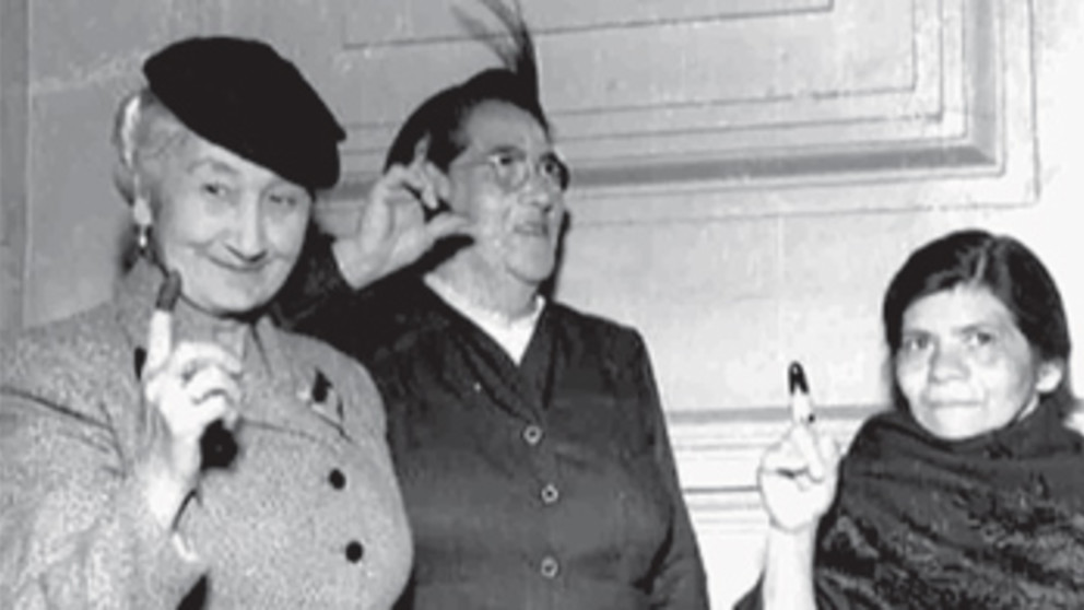 El voto femenino cumple 60 años: ¿qué ha pasado desde entonces?