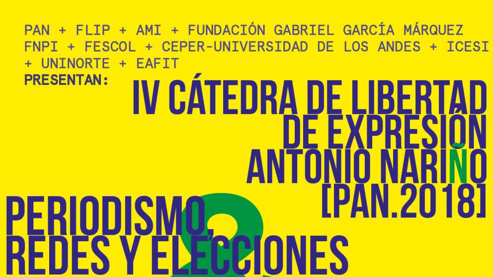 Cátedra de Libertad de Expresión PAN.