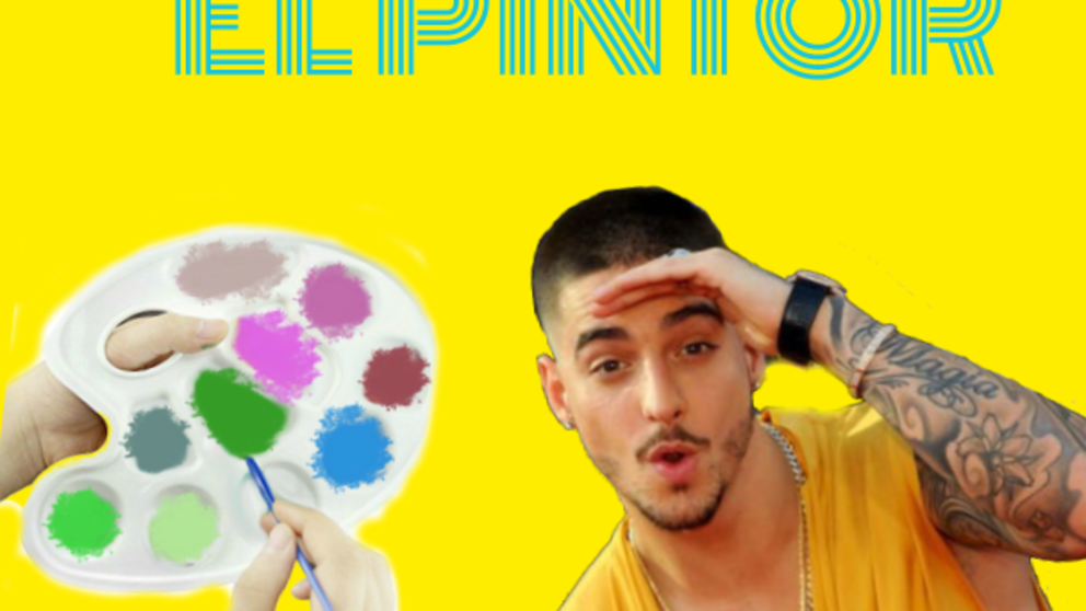 La paleta de colores de las canciones de Maluma