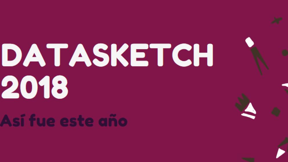 Datasketch 2018: Así fue este año