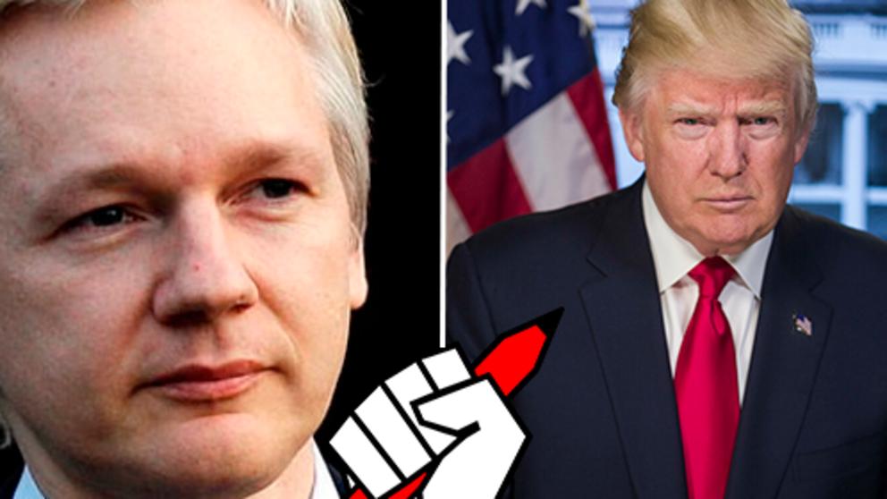 La libertad de prensa en peligro por los cargos imputados a Julian Assange en EE.UU