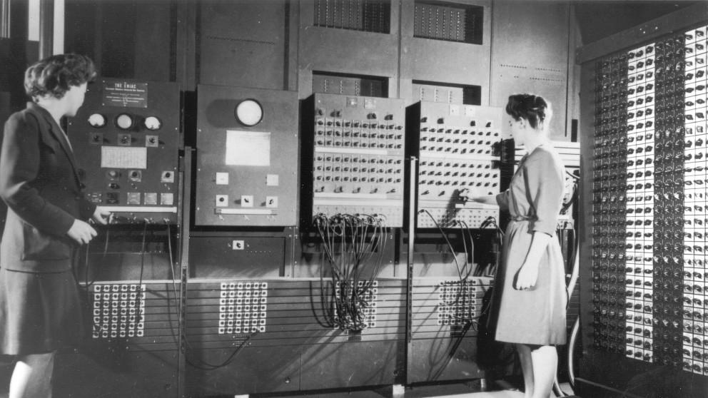 Mujeres en la programación. Capítulo 2: 40's y 50's