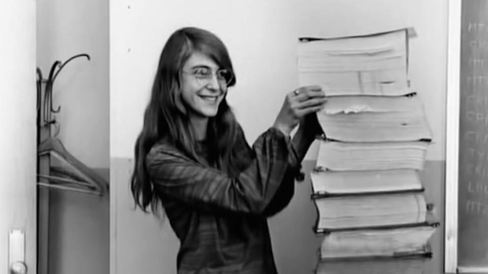 Mujeres en la programación, capítulo 4: Margaret Hamilton