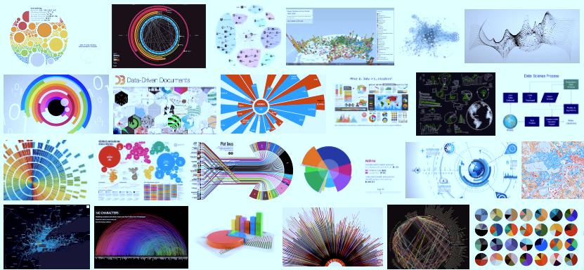 7 libros de visualización recomendados por Alberto Cairo