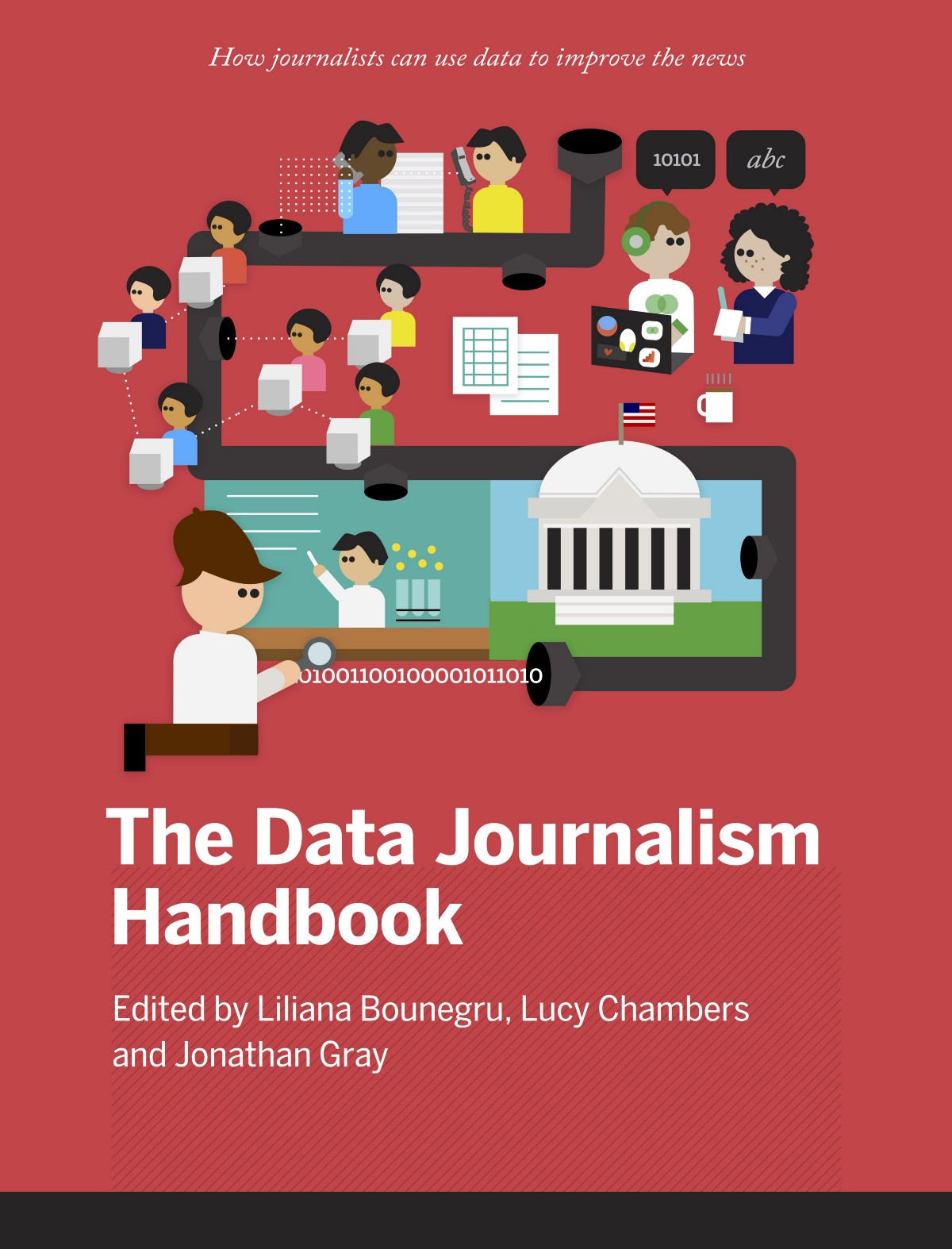 A new Data Journalism Handbook will be published in 2018!