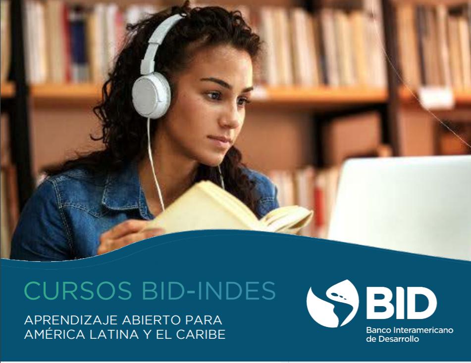 Catálogo de cursos virtuales BID