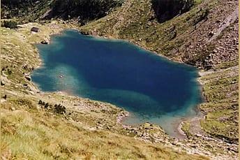 Lac d'Estom Soubiran