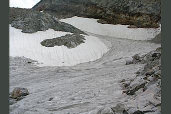 Glacier de Pagari