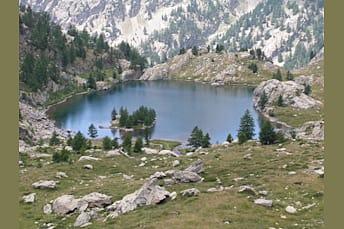 Lac de Trécolpas
