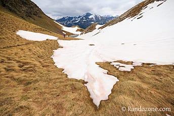 Dernières neiges de la saison