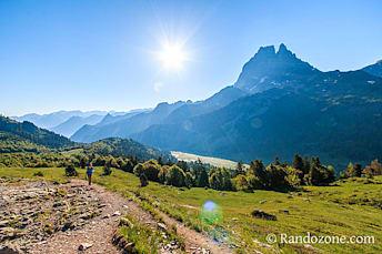 Randonnée en vallée d'Ossau vers les lacs