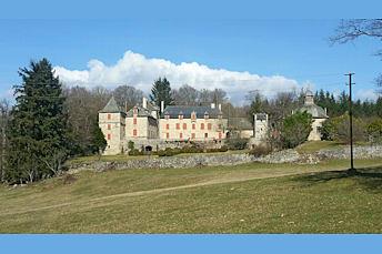 Château privé de Vernhettes