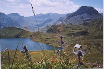 Refuge du lac d'Ayous