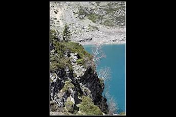 Lac des Gloriettes - Avril 2006