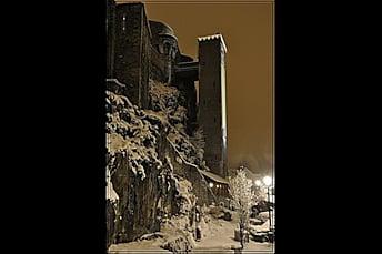 Le château de Lourdes